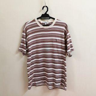 Vintage YSL Striped T Shirt