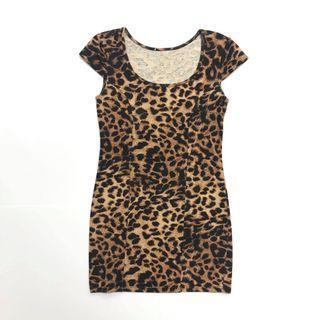 Supre Leopard Print Dress