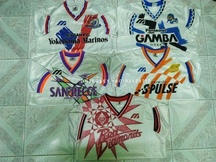 Vintage japan j league jersey