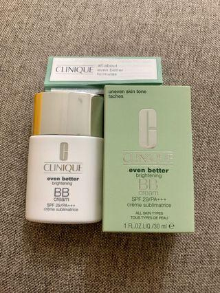 Clinique Even Better Brightening BB Cream