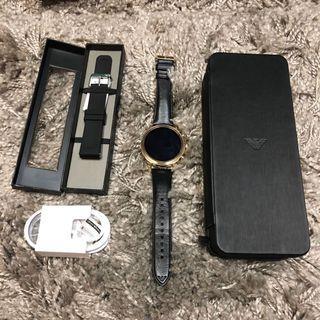 全新全配 原裝Emporia Armani 智能錶