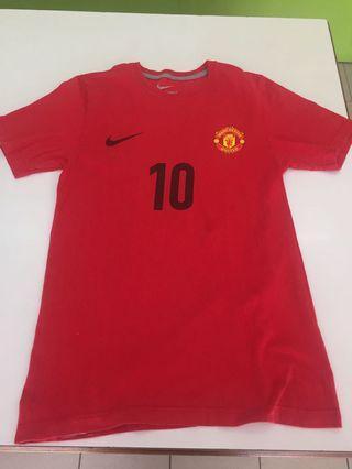 Manchester United Rooney Tshirt