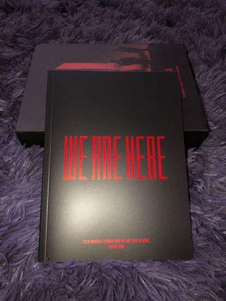 Photobook (2019 MONSTA X WORLD TOUR WE ARE HERE IN SEOUL DVD)