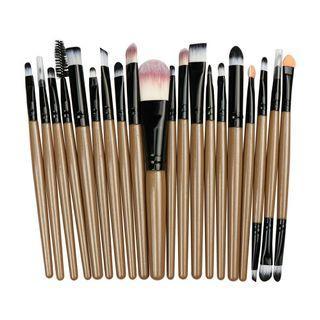 20pcs Makeup Brush