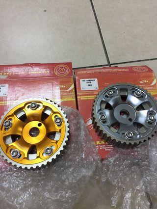 Kancil 660 850 cam pulley