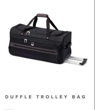 Ready stock: Authentic Titan Germany Duffle trolley