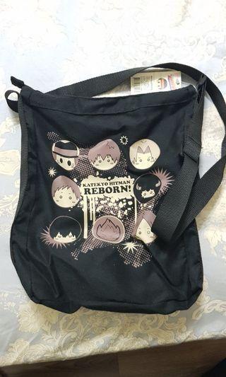 全新_家庭教師Reborn側背帆布包