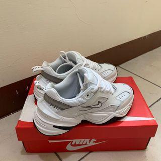 Nike M2K白銀 22.5(穿過一次)