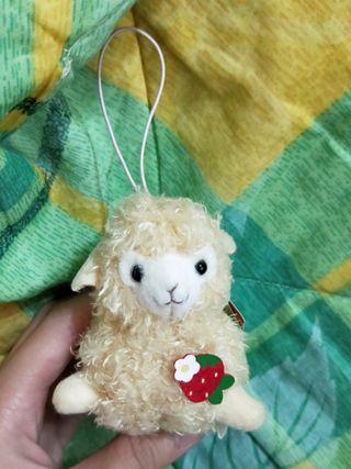 草泥羊小吊飾
