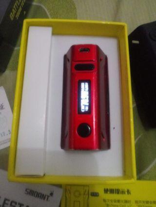 Vape battlestar red color