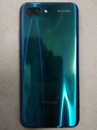 HONOR 10 (4GB+128GB) PHANTOM GREEN NEGO TILL LET GO