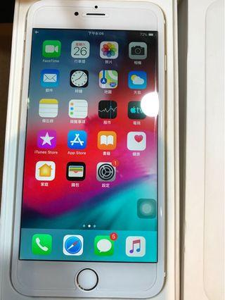 iPhone  6   Plus 5.5吋 香檳金