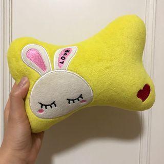 兔子小枕頭  #換物
