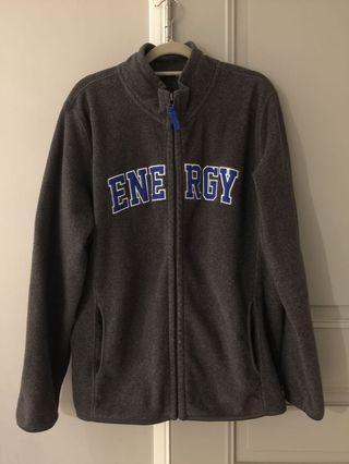 古著 Energy 微高領棉質外套