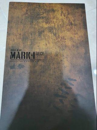 HOT TOY IRON MAN MARK I (2.0)