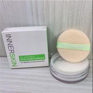 Inner Skin茶樹控油礦物保養蜜粉8g