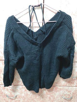 針織造型毛衣