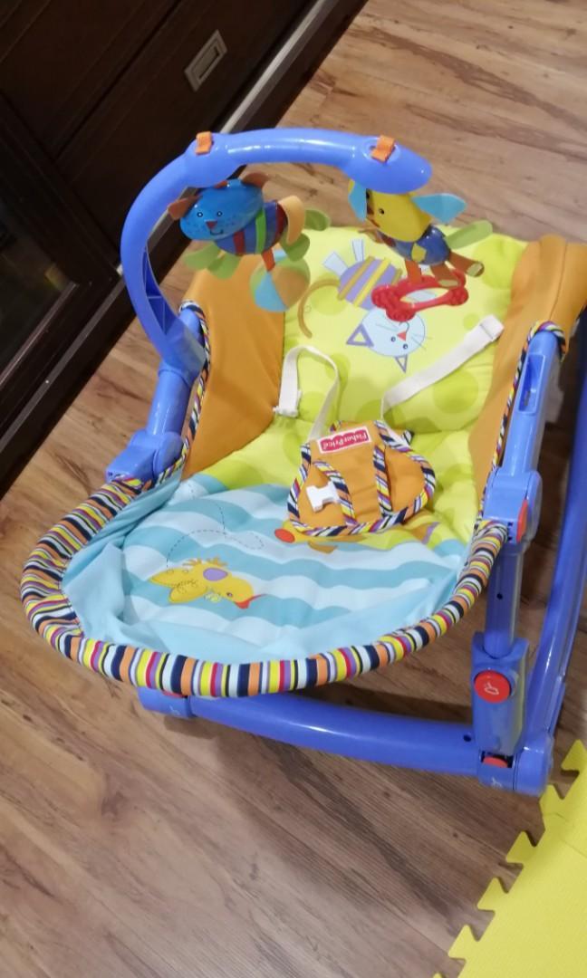 二手嬰兒安撫搖椅
