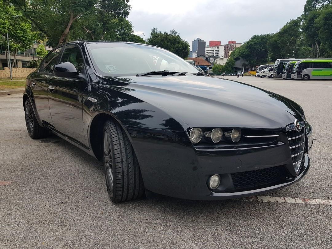 Alfa Romeo 159 2.2 JTS Sportswagon Selespeed (A)