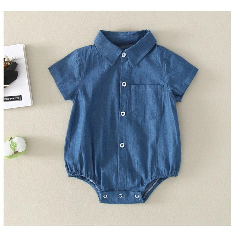 Baby Girl and Boy romper