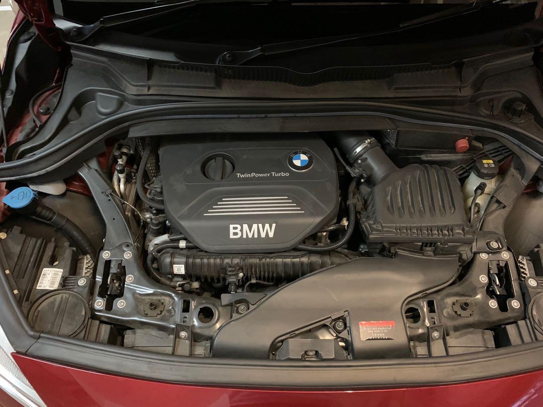 BMW 220i gran tourer sport no previous owner