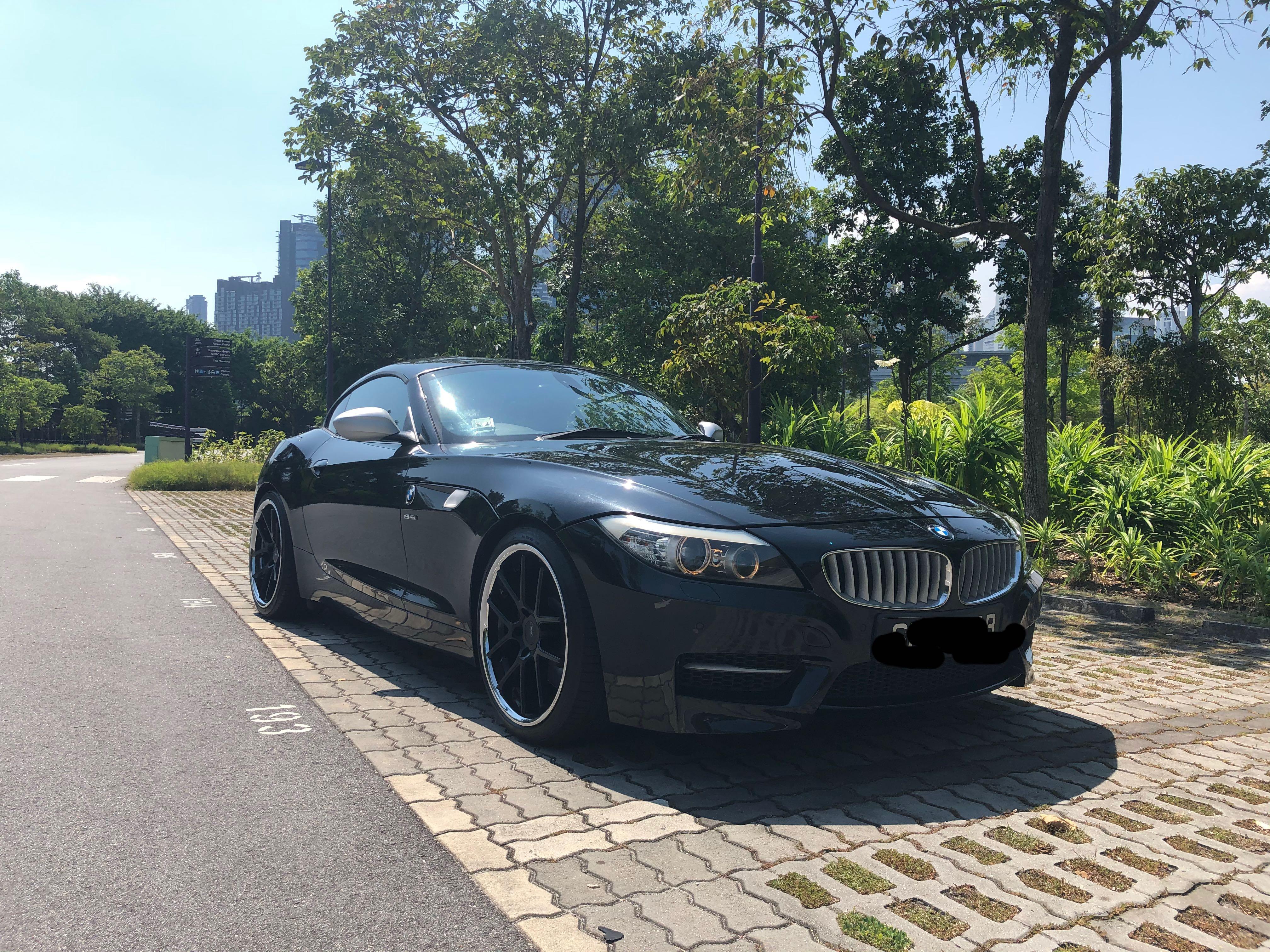 BMW Z4 sDrive35i (A)
