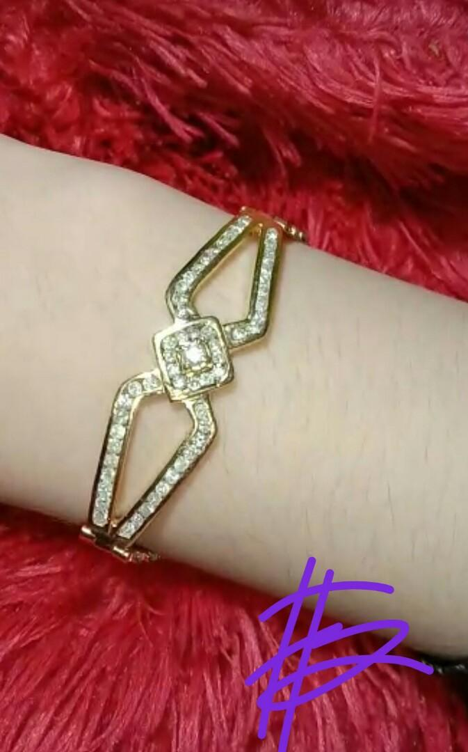 Bracelet Diamonds Women