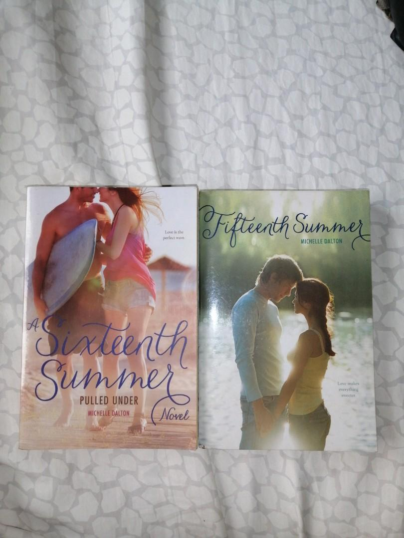(BUNDLE) A SIXTEENTH SUMMER: PULLED UNDER & FIFTEENTH SUMMER by Michelle Dalton