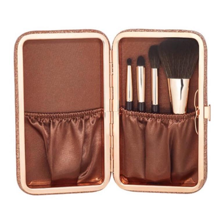 Charlotte Tilbury MAGICAL MINI MAKEUP BRUSH SET RRP$95