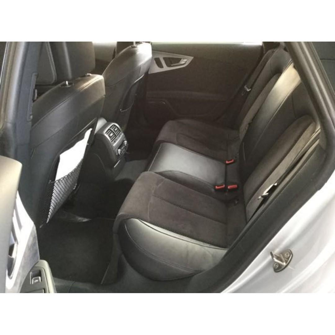 【超高CP優質車】2014年 AUDI  A7 Sportback 3.0 TFSI Quattro【經第三方認證】【車況立約保證】