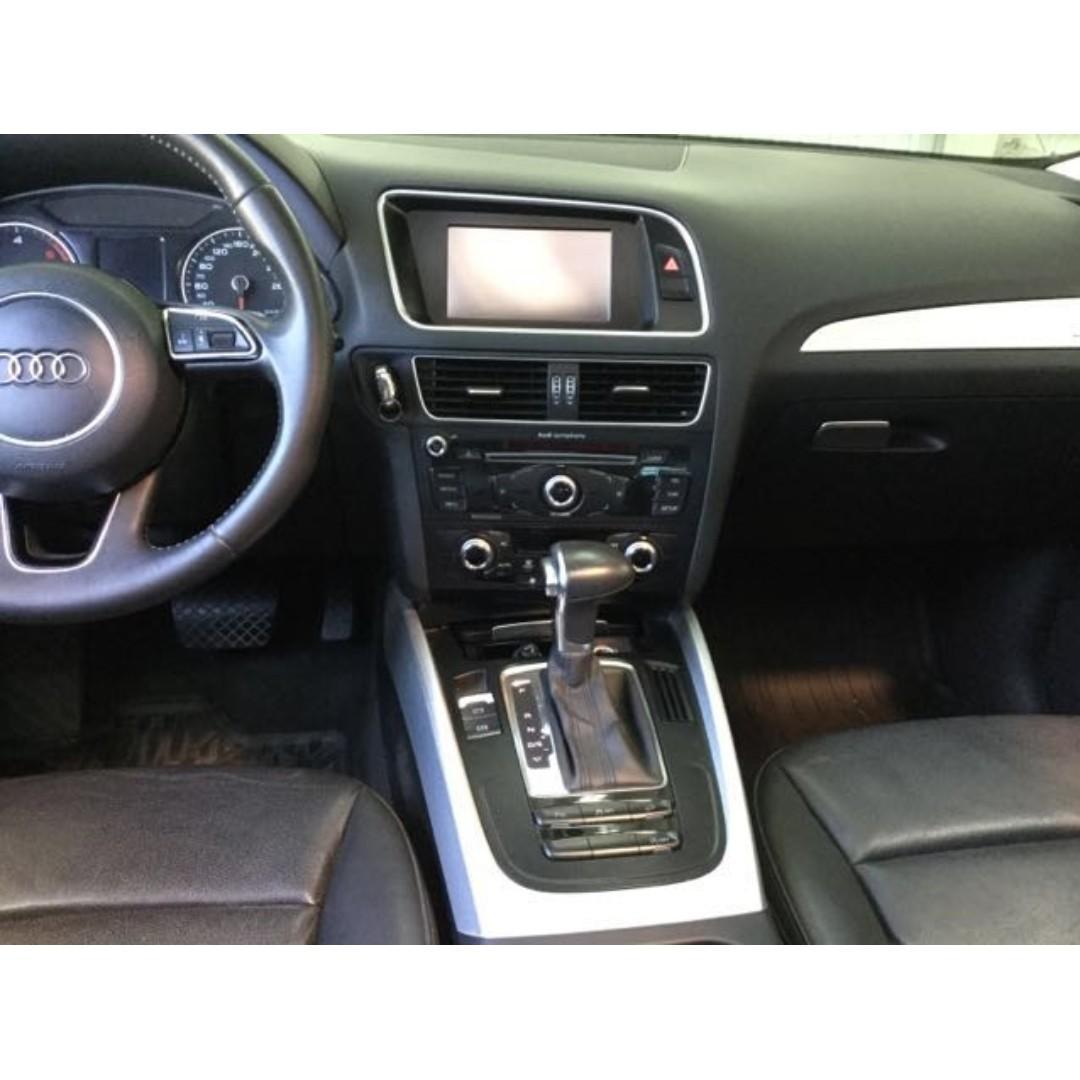 【高CP值優質車】2014年 AUDI Q5 2.0 TDI Quattro【經第三方認證】【車況立約保證】