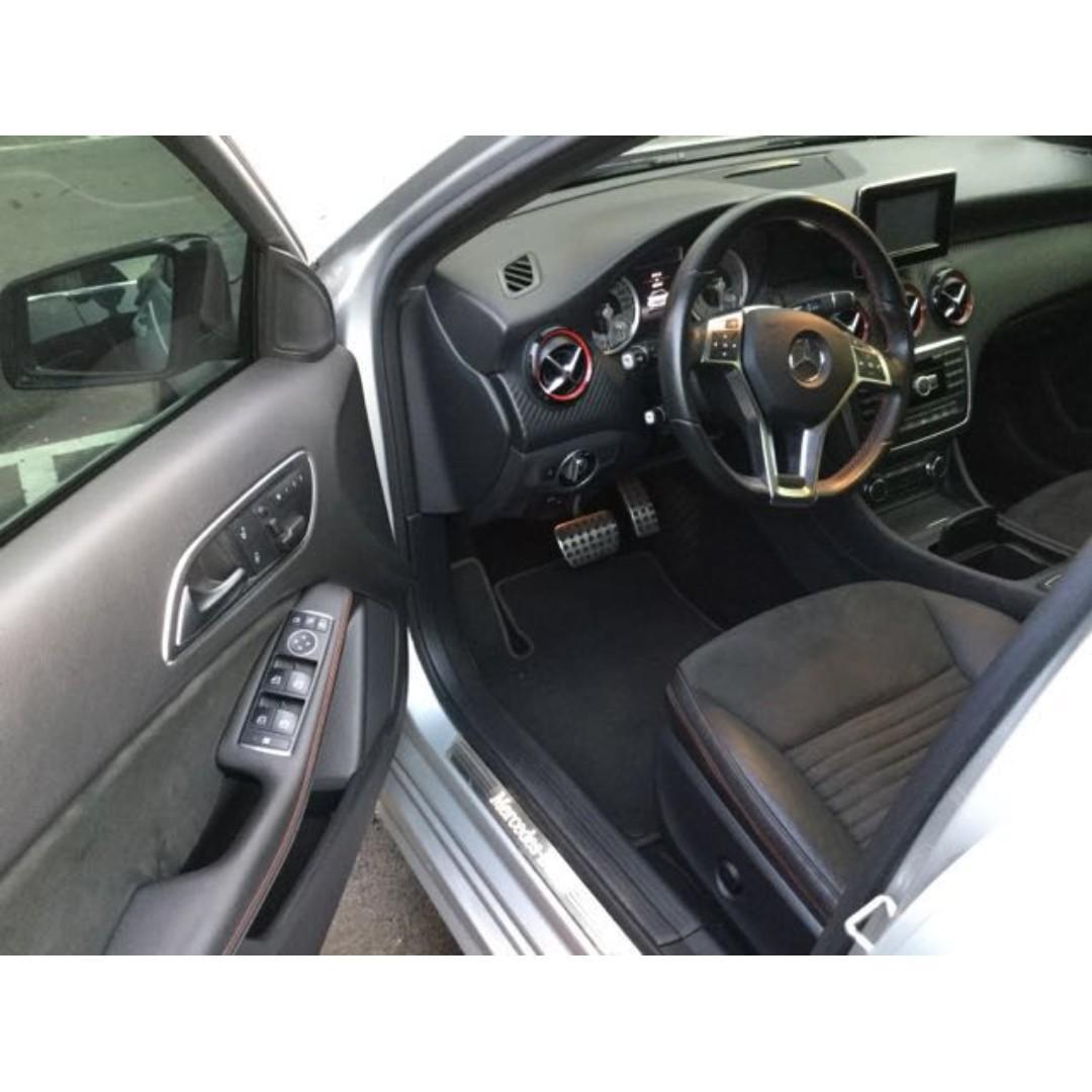 【高CP值優質車】2015年 BENZ A250 【經第三方認證】【車況立約保證】