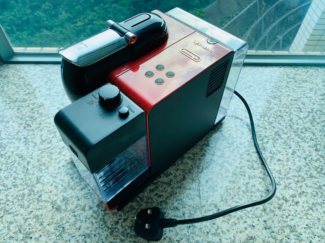 Delonghi 德龍 Nespresso Lattissima EN 520.R 膠囊咖啡機