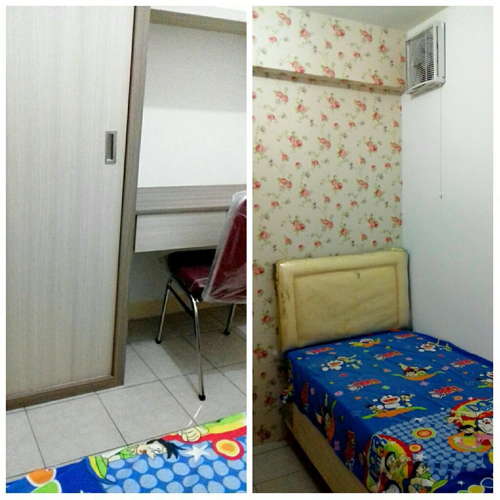 Disewakan Apartemen Green Pramuka City 2BR Full Furnish Free IPL