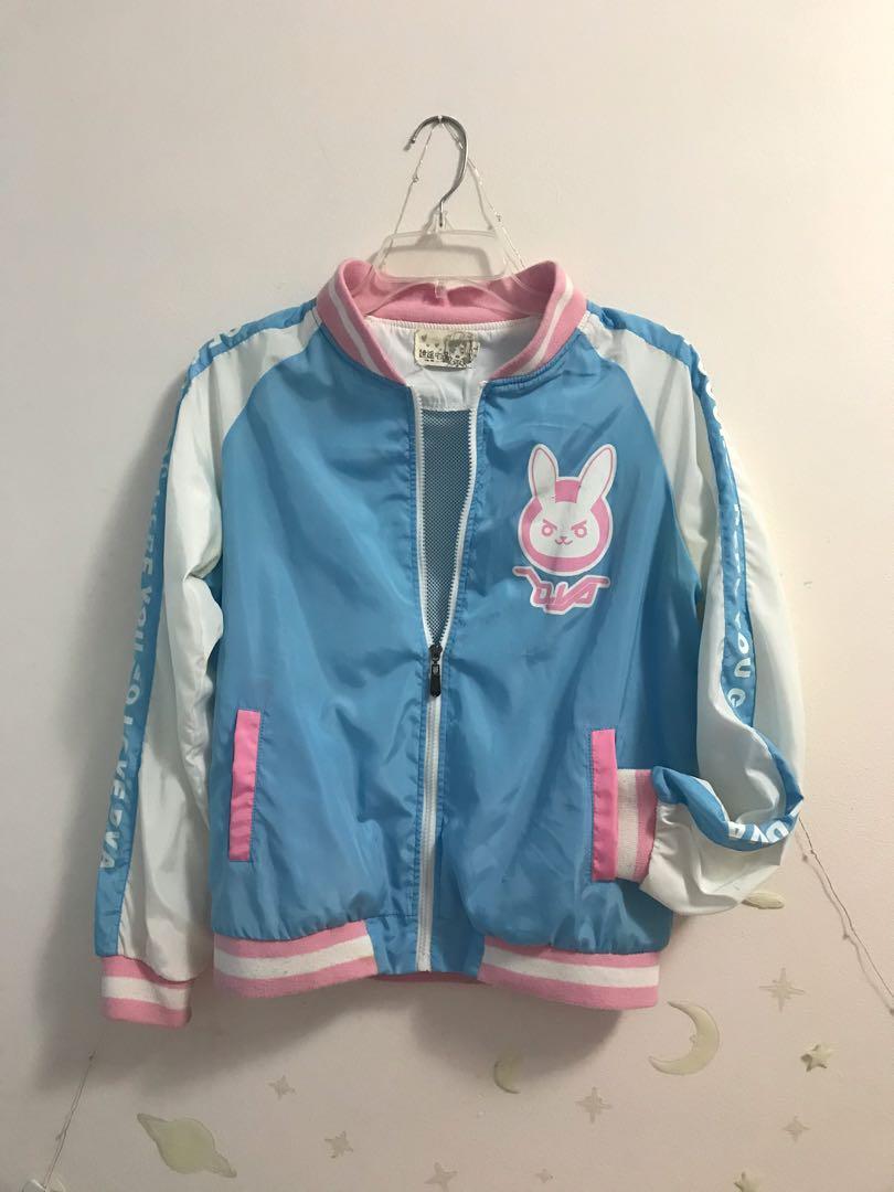 D.VA Overwatch Jacket Cosplay (Size M)