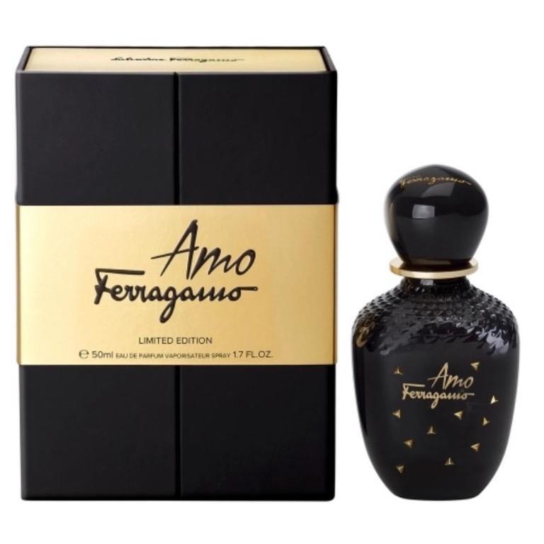 Ferragamo Amo Ferragamo EDP perfume 50ml limited edition