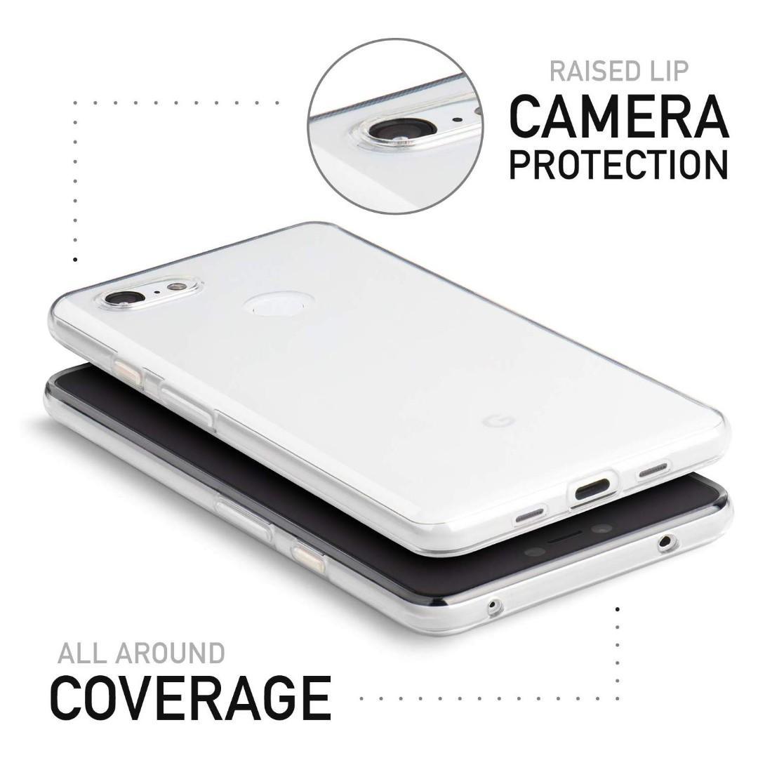 Google Pixel 3A XL/ 3A Case Cover Ultra Slim TPU