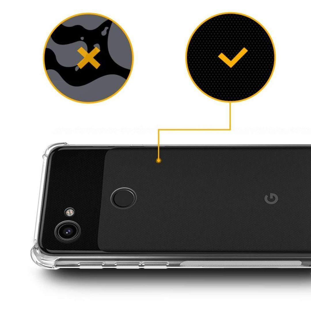 Google Pixel 3A XL/ 3A Slim Bumper Case