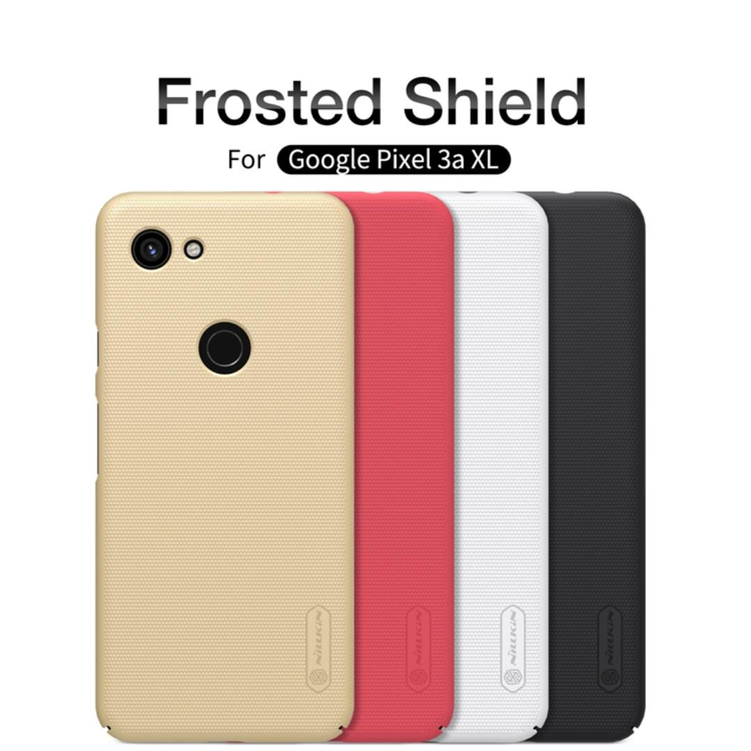 Google Pixel 3a XL / 3 XL Frosted Shield Case Casing Cover