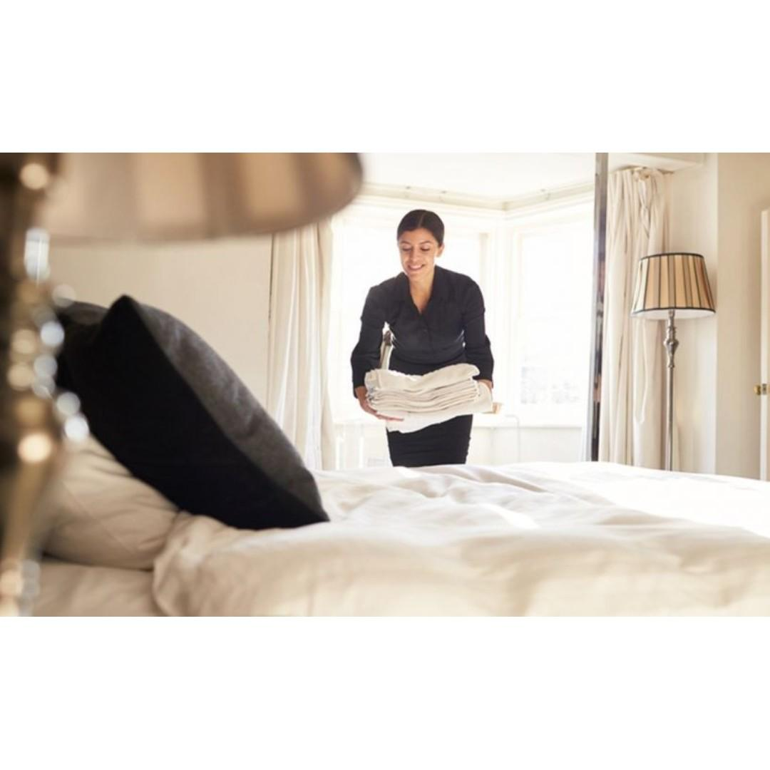 Hiring Sembawang Part-time Housekeepers