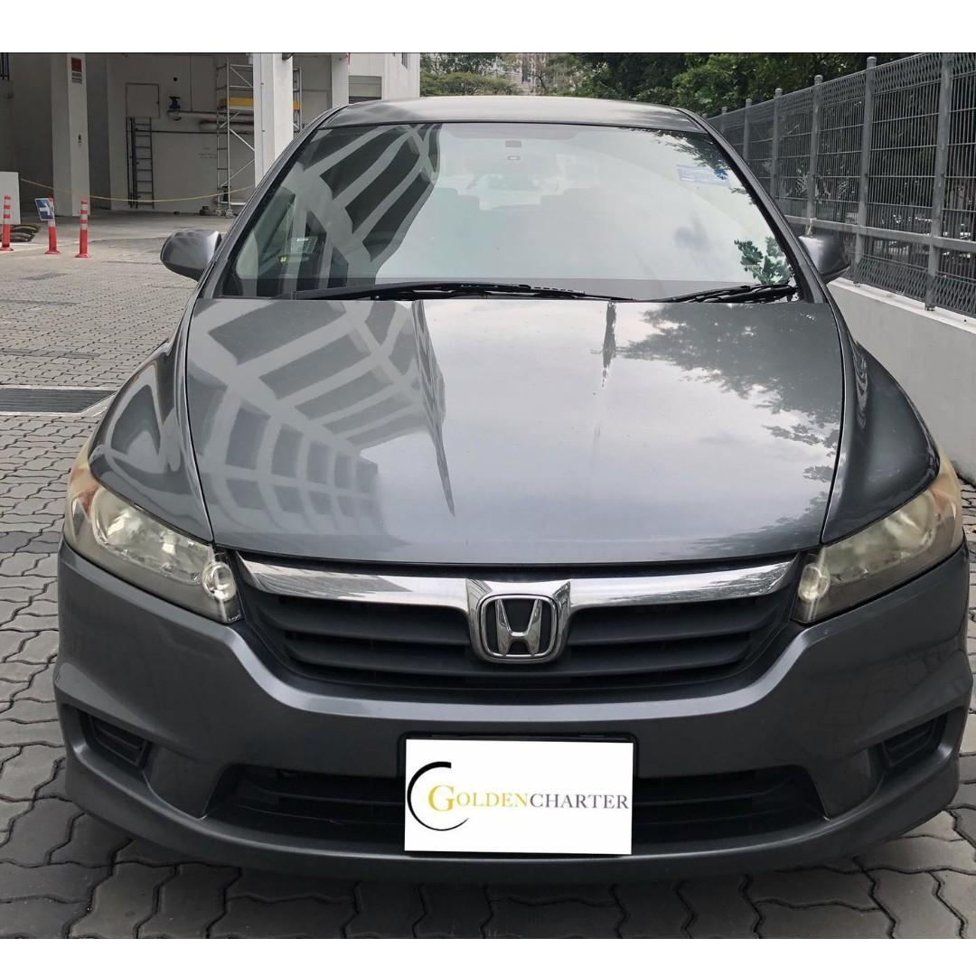 Honda Stream Honda Stream RSZ  Personal and PHV ready  Gojek rebate available.