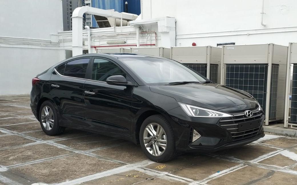 Hyundai avante 1.6