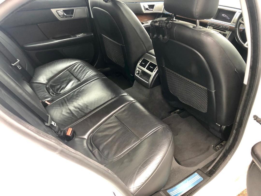 Jaguar XF 2.2 Diesel Premium Luxury (A)