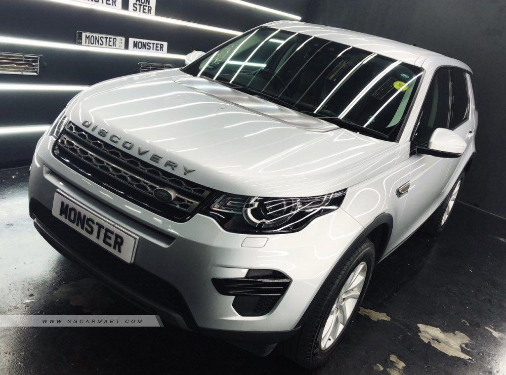 Land Rover Discovery Sport Diesel 2.0A SE 7-Seater Auto