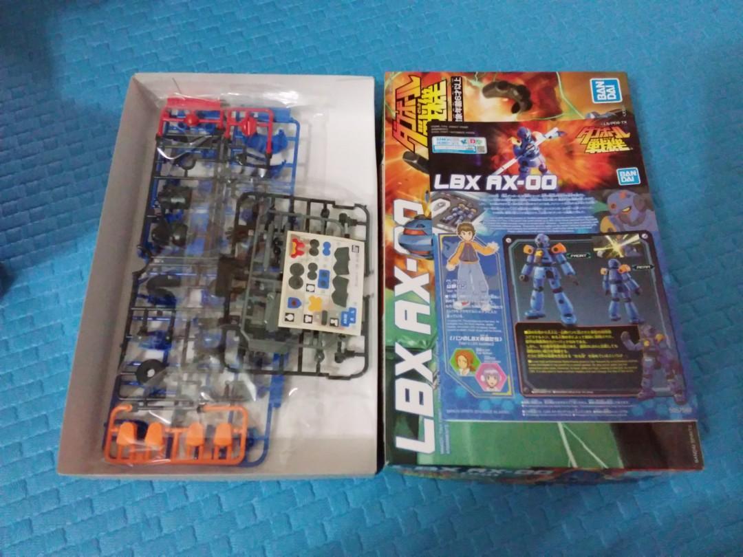 LBX ax-00模型$160