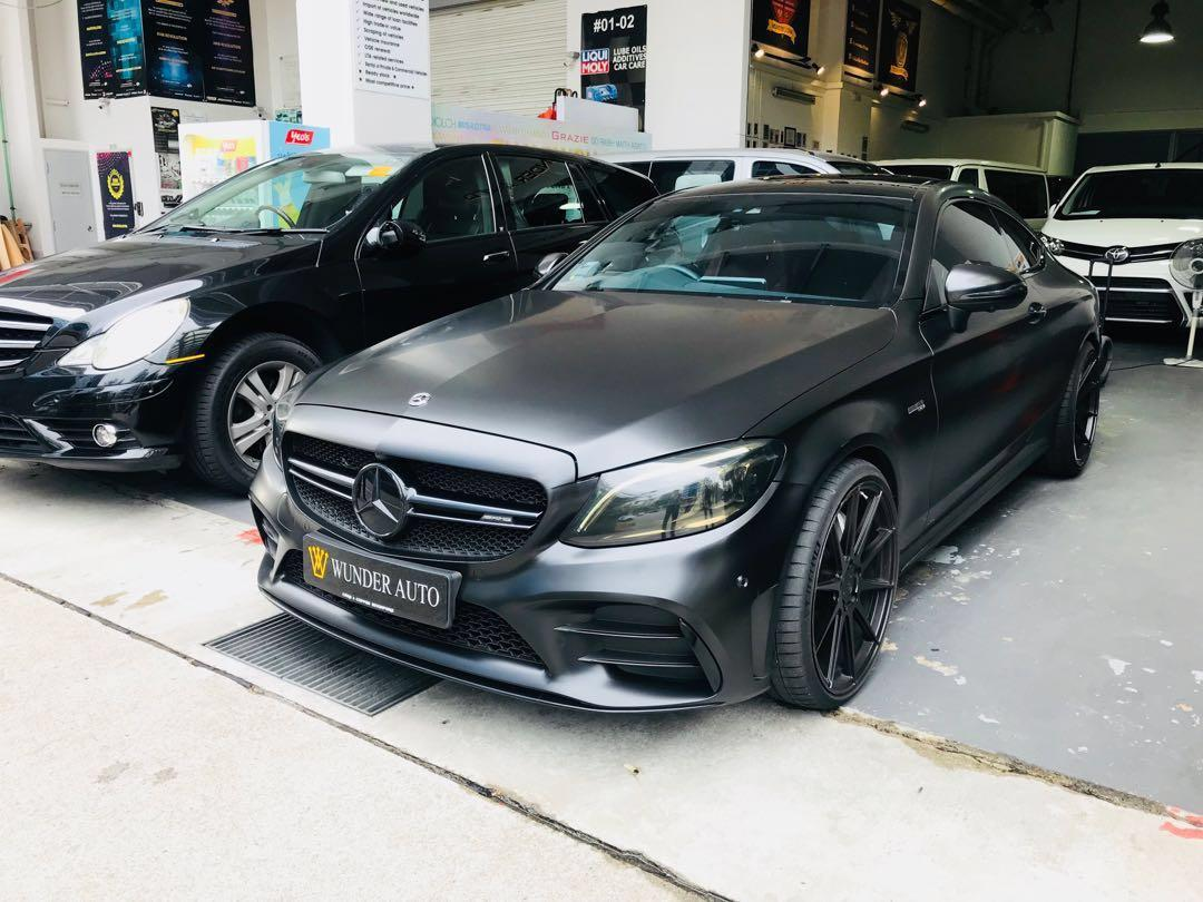 Mercedes-Benz C43 AMG 4Matic Auto