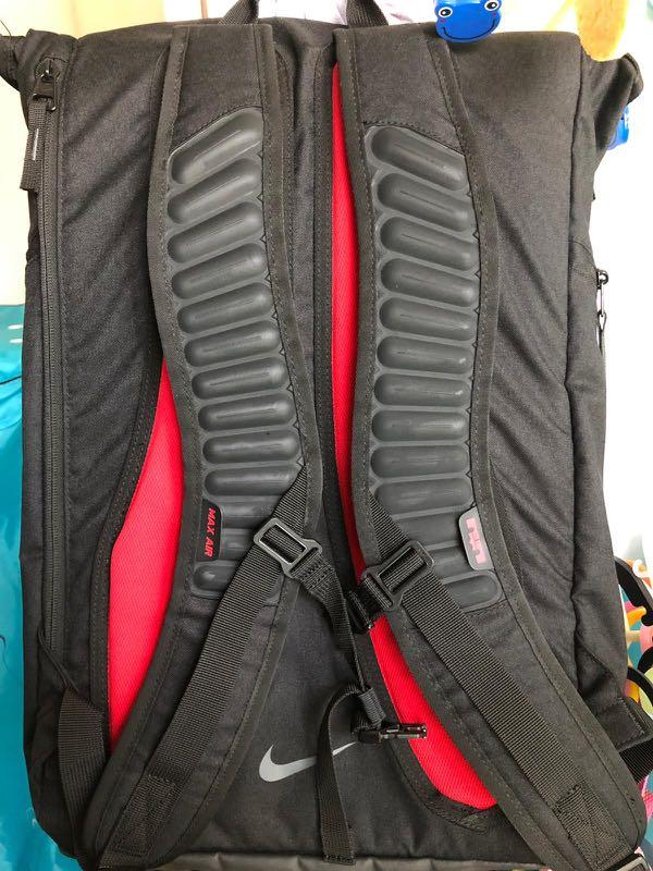 Nike Lebrin James Air Max Soldier Backpack LBJ 95% New