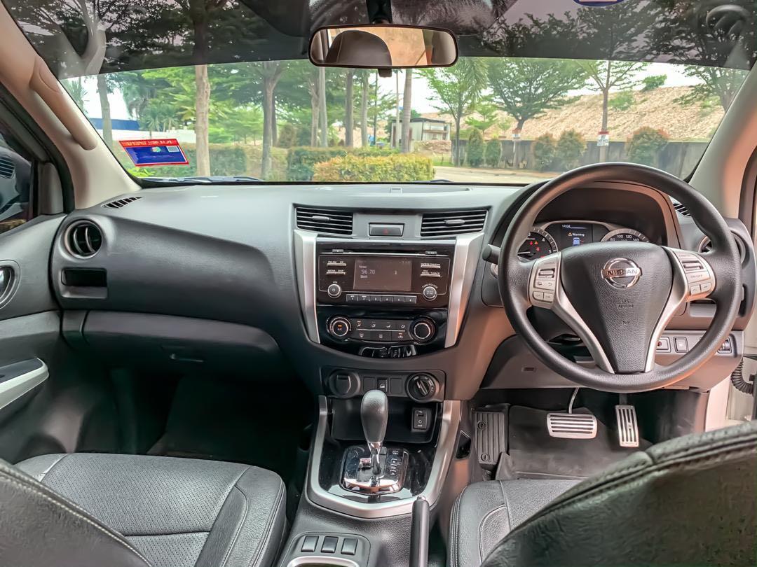 NISSAN NAVARA 4x4 AWD NP300 2.5CC (AUTO) 2016 SEWABELI BERDEPOSIT