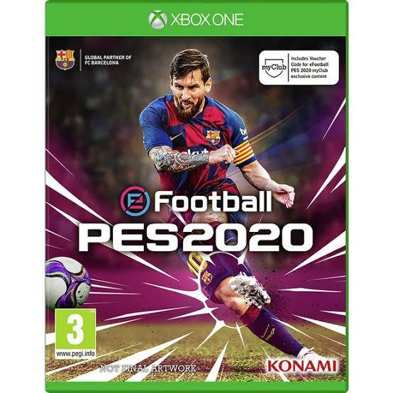 PES 2020 XBOX ONE DIGITAL! (Offline Only)