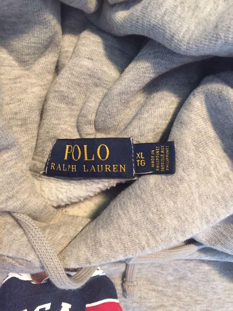 Polo Ralph Lauren XL hoodie
